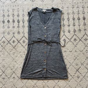 Wilfred Free Button Front Dress - XS